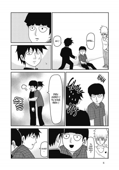 Page 7 Mob psycho 100 tome 6