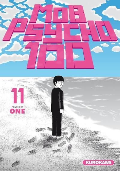 Couverture Mob psycho 100 tome 11
