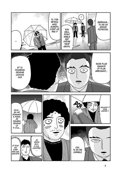 Page 7 Mob psycho 100 tome 11