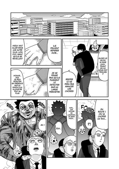 Page 8 Mob psycho 100 tome 11