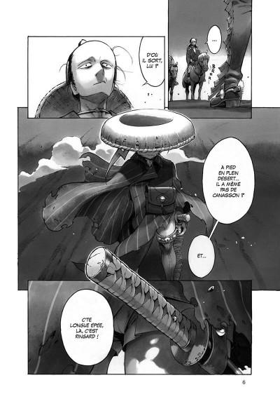 Page 7 Renjoh desperado tome 1