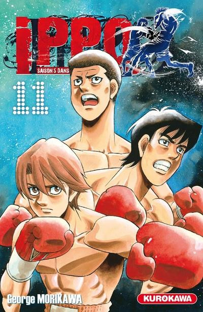 Couverture Ippo - saison 5 tome 11