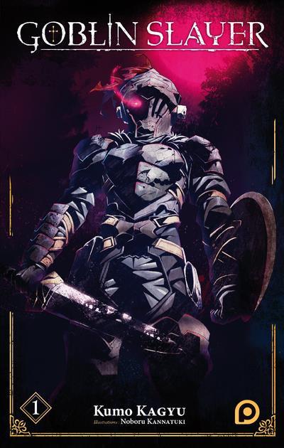 Couverture Goblin slayer - light novel tome 1