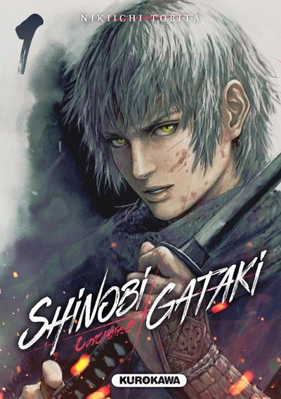 Couverture Shinobi gataki tome 1