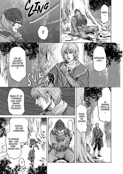 Page 6 Shinobi gataki tome 1