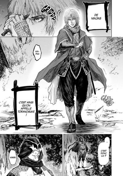 Page 8 Shinobi gataki tome 1