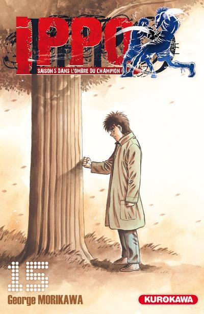 Couverture Ippo - saison 5 tome 15