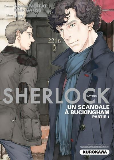 Couverture Sherlock tome 4