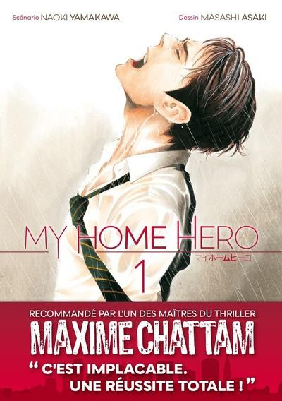 Couverture My home hero tome 1
