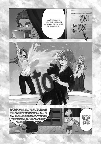 Page 7 Moi, quand je me réincarne en slime tome 6