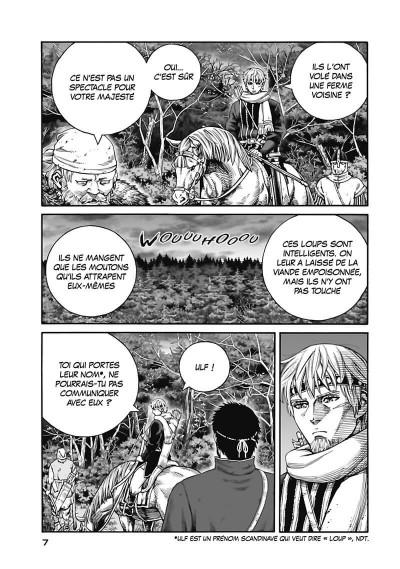 Page 8 Vinland saga tome 20