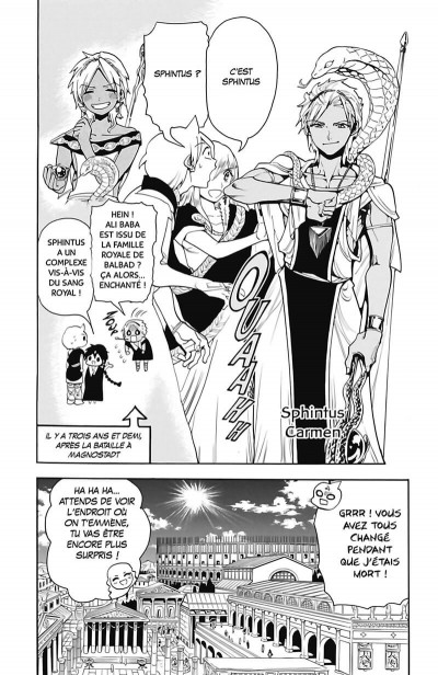 Page 5 Magi tome 31