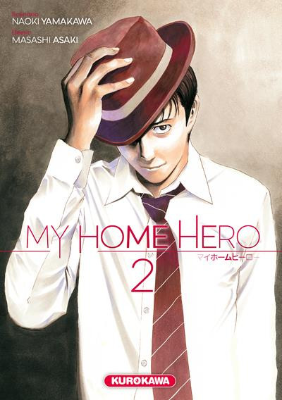 Couverture My home hero tome 2