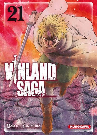 Couverture Vinland saga tome 21