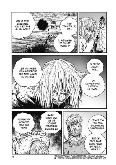 Page 8 Vinland saga tome 21