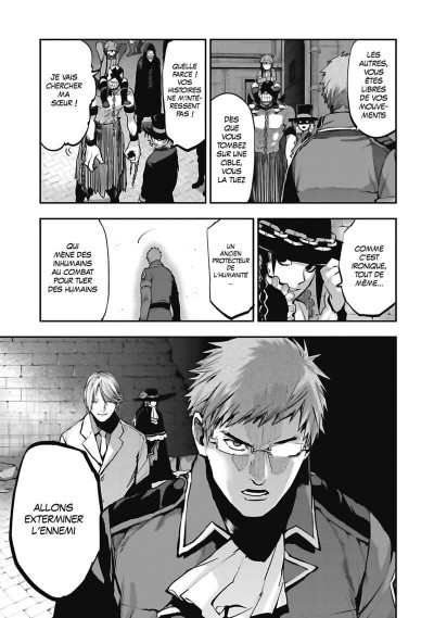 Page 8 Silver wolf - blood bone tome 6
