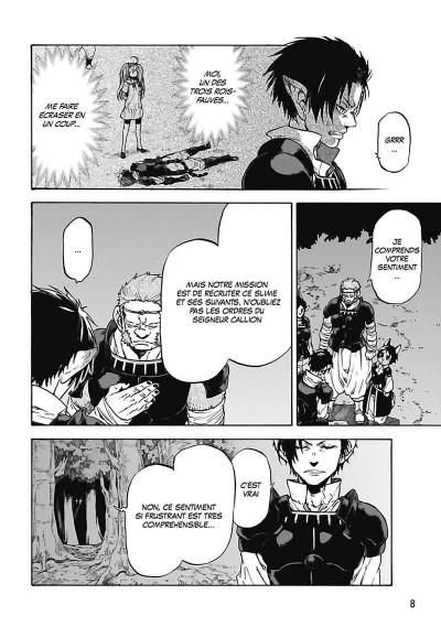 Page 9 Moi, quand je me réincarne en slime tome 8