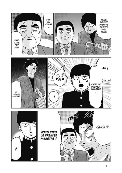 Page 5 Mob psycho 100 tome 12
