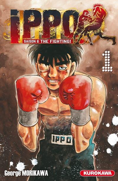 Couverture Ippo - saison 6 tome 1