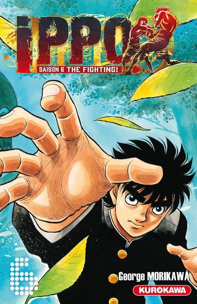 Couverture Ippo - saison 6 tome 6