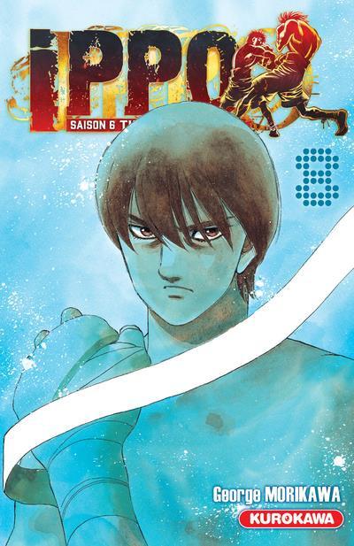 Couverture Ippo - saison 6 tome 8