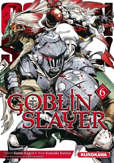 Couverture Goblin slayer tome 6