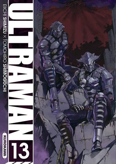 Couverture Ultraman tome 13