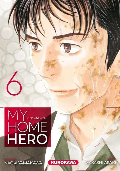 Couverture My home hero tome 6