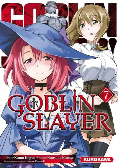 Couverture Goblin slayer tome 7