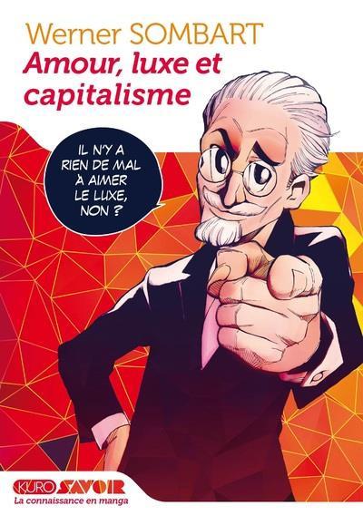 Couverture Amour, luxe et capitalisme