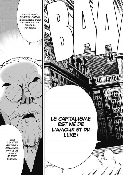 Page 8 Amour, luxe et capitalisme