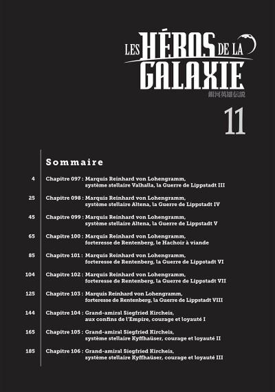 Page 3 Les héros de la galaxie tome 11
