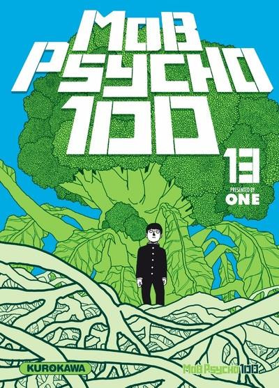 Couverture Mob psycho 100 tome 13