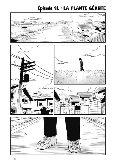 Page 4 Mob psycho 100 tome 13