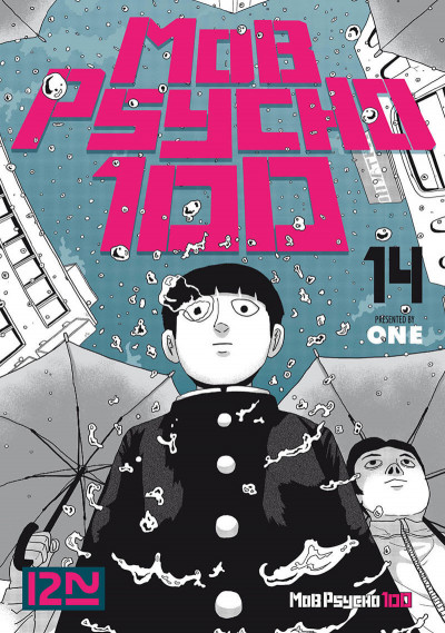 Couverture Mob psycho 100 tome 14