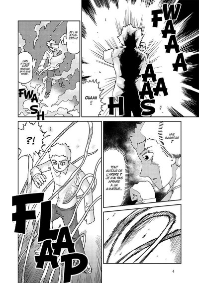 Page 5 Mob psycho 100 tome 14