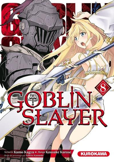 Couverture Goblin slayer tome 8