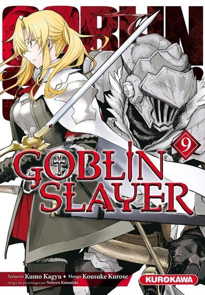 Couverture Goblin slayer tome 9