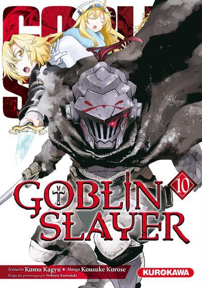 Couverture Goblin slayer tome 10