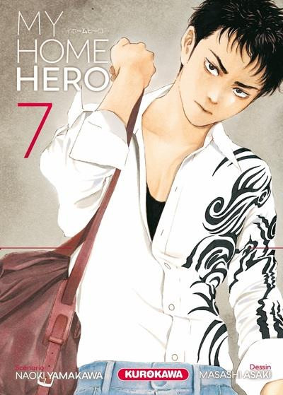 Couverture My home hero tome 7