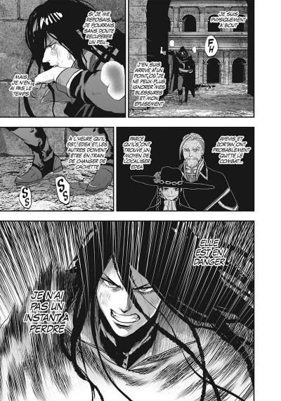 Page 6 Silver wolf - blood bone tome 11