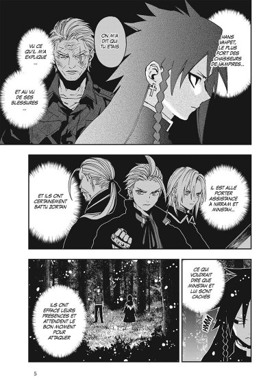Page 6 Silver wolf - blood bone tome 12