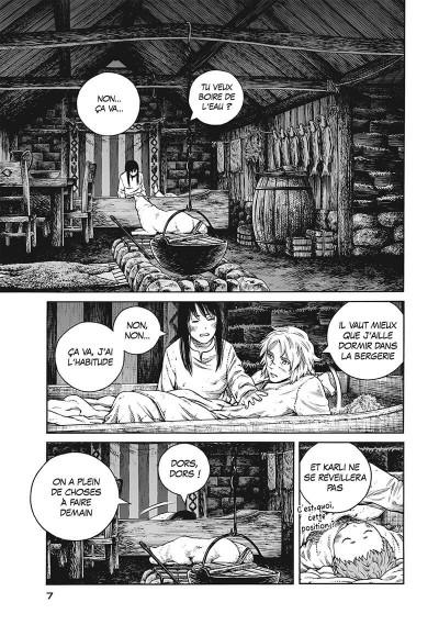 Page 8 Vinland saga tome 24