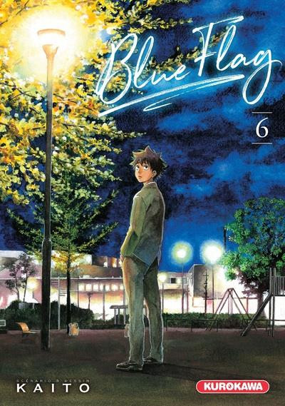 Couverture Blue flag tome 6