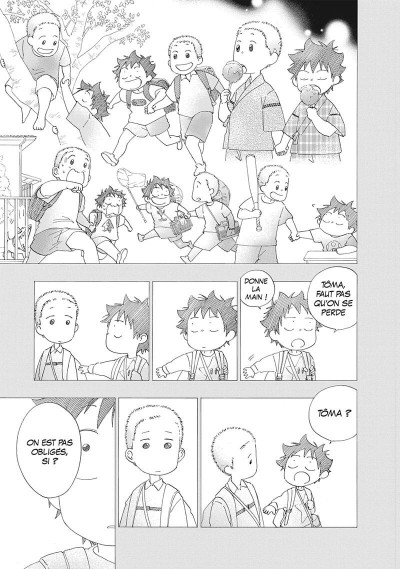 Page 6 Blue flag tome 7