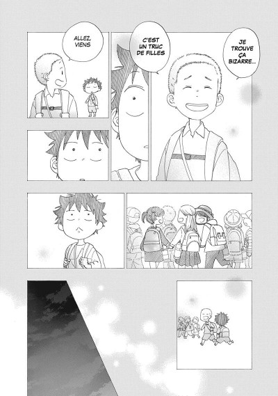 Page 7 Blue flag tome 7