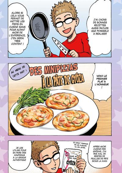 Page 8 Les bons petits plats d'un mangaka