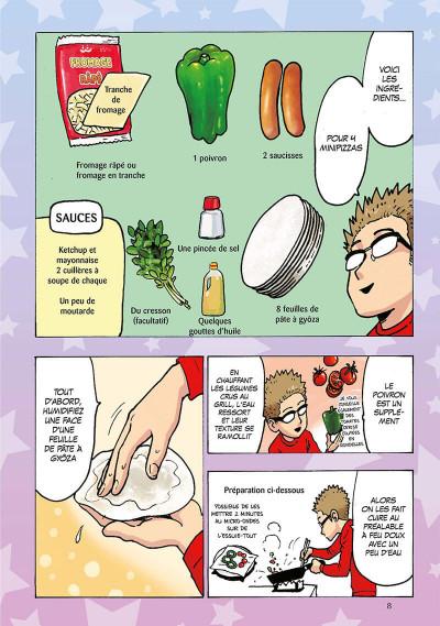 Page 9 Les bons petits plats d'un mangaka