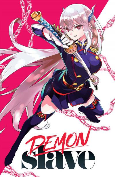Page 2 Demon slave tome 1