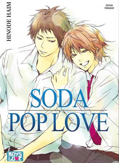 Couverture Soda - Pop love